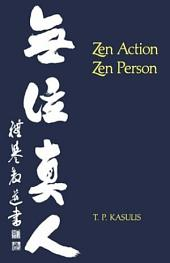 Kasulis: Zen Action Paper