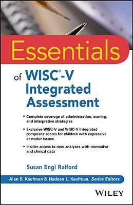 Essentials of WISC V Integrated Assessment PDF