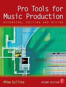 Pro Tools for Music Production PDF