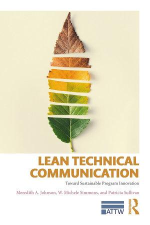 Lean Technical Communication PDF