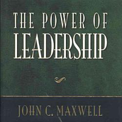 The Power Of Leadership Book PDF