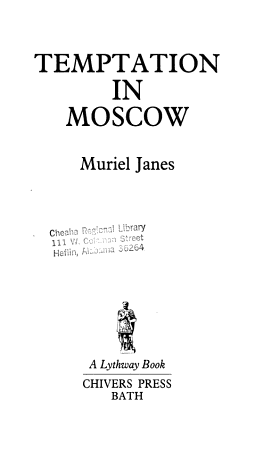 Temptation in Moscow PDF