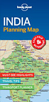 Lonely Planet India Planning Map PDF