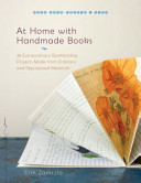 At Home with Handmade Books PDF