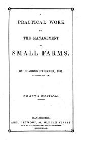 A Practical Work on the Management of Small Farms