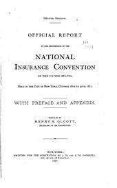 Proceedings of the National Association of Insurance Commissioners: Volume 2