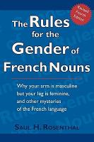 The Rules for the Gender of French Nouns PDF