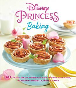 Disney Princess Baking Book