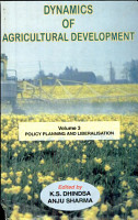 Dynamics of Agricultural Development PDF