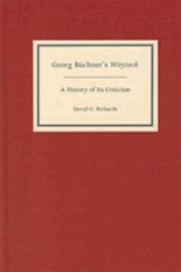 Georg B  chner s Woyzeck Book