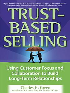 Trust Based Selling Book