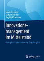 Innovationsmanagement im Mittelstand PDF