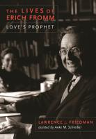 The Lives of Erich Fromm PDF