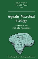 Aquatic Microbial Ecology PDF