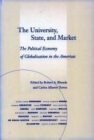 The University  State  and Market PDF