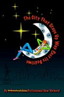 NYC  A City That Stays Up Way Past its Bedtime PDF