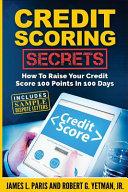Credit Scoring Secrets