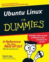 Ubuntu Linux For Dummies PDF
