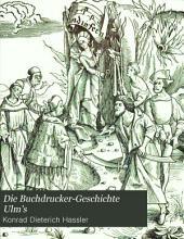 Die Buchdrucker-Geschichte Ulm's