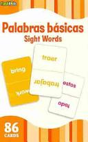 Palabras basicas   Sight Words