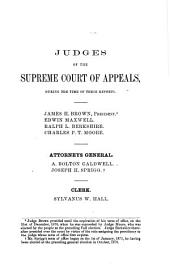 Reports of Cases Decided in the Supreme Court of Appeals of West Virginia: Volume 4