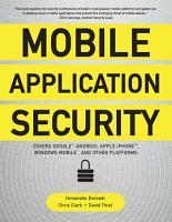 LSC  GLOBE UNIVERSITY  SD256  VS ePub for Mobile Application Security PDF