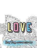 Love Bible Verses Adult Coloring Book