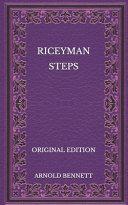 Riceyman Steps - Original Edition