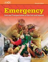Emergency Care and Transportation of the Sick and Injured PDF