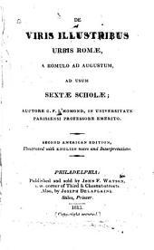 De viris illustribus urbis Romae ...