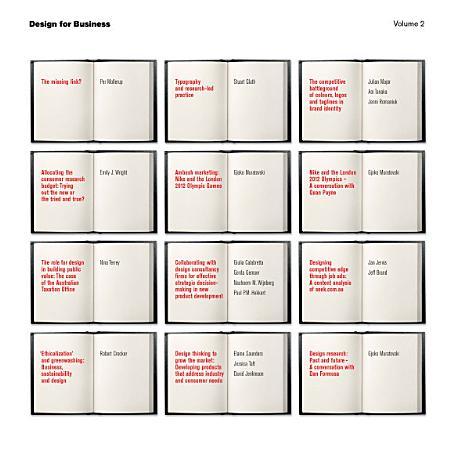 Design for Business  Volume 2 PDF