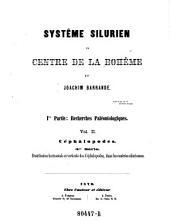 System Silurien du Centre de la Boheme