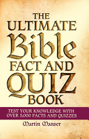The Ultimate Bible Fact and Quiz Book PDF