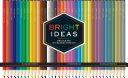 Bright Ideas Deluxe Colored Pencil Set Book