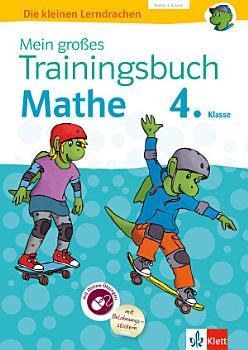Mein gro  es Trainingsbuch Mathematik 4  Klasse PDF