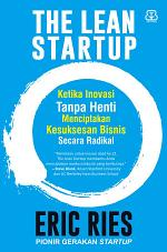 The Lean Startup (Indonesian Edition)