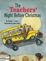 The Teachers Night Before Christmas Book PDF