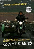 Kolyma Diaries PDF