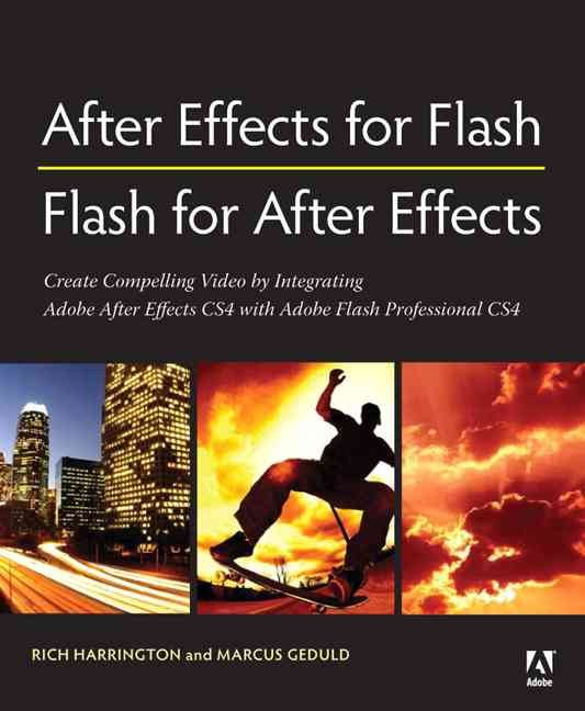 After Effects for Flash, Flash for After Effects