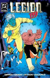 L.E.G.I.O.N. (1989-) #3