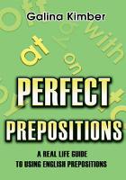 Perfect Prepositions PDF