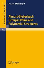 Almost-Bieberbach Groups: Affine and Polynomial Structures