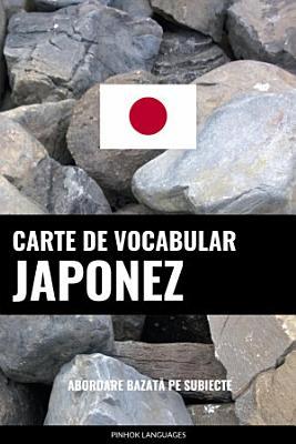 Carte de Vocabular Japonez PDF