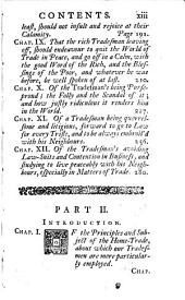 The Complete English Tradesman: In Familiar Letters; Directing Him in All the Several Parts and Progressions of Trade ... Calculated for the Instruction of Our Inland Tradesmen; and Especially of Young Beginners, Volume 2