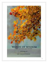 Words of Wisdom (Volume 67): 1001 Quotes & Quotations