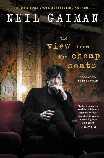 Download The View from the Cheap Seats Book