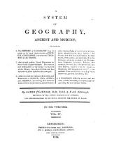 A System of Geography: Ancient and Modern, Volume 4