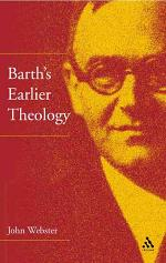 Barth's Earlier Theology