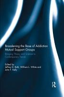 Broadening the Base of Addiction Mutual Support Groups PDF