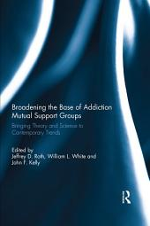 Broadening the Base of Addiction Mutual Support Groups: Bringing Theory and Science to Contemporary Trends